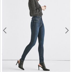 New! Lucky Brand Bella Skinny - Ultra High-Rise